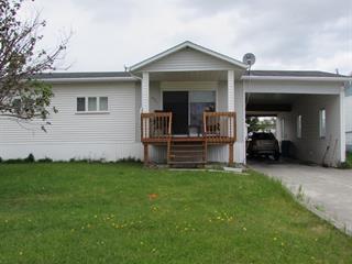 House for sale in Chibougamau, Nord-du-Québec, 631, 6e Rue Ouest, 9187338 - Centris.ca
