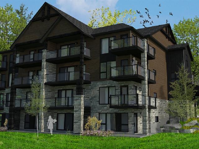 Loft / Studio à vendre à Bromont, Montérégie, 92, Rue de Joliette, app. 404, 10160662 - Centris.ca