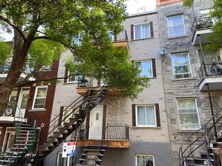 Quadruplex for sale in Montréal (Mercier/Hochelaga-Maisonneuve), Montréal (Island), 2135 - 2141, Rue  Dézéry, 11925120 - Centris.ca