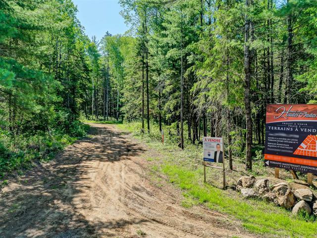 Terre à vendre à Val-des-Bois, Outaouais, 13, Impasse des Conifères, 15702899 - Centris.ca