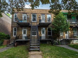 Quadruplex for sale in Montréal (Rosemont/La Petite-Patrie), Montréal (Island), 2878 - 2884, Avenue  Laurier Est, 15046835 - Centris.ca