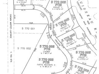 Lot for sale in Laforce, Abitibi-Témiscamingue, B, Chemin  Moffet-Laforce, 26118627 - Centris.ca