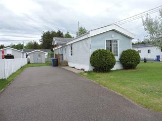 Mobile home for sale in Dolbeau-Mistassini, Saguenay/Lac-Saint-Jean, 176, Rue  Devin, 27570010 - Centris.ca