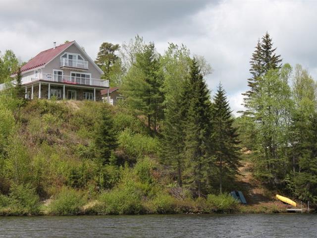Maison à vendre à Saint-Zénon, Lanaudière, 1564, Chemin du Lac-Saint-Stanislas Sud, 22020358 - Centris.ca