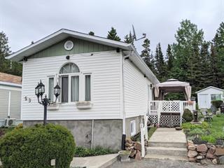 Mobile home for sale in Saguenay (Chicoutimi), Saguenay/Lac-Saint-Jean, 53, Place des Copains, 28982703 - Centris.ca