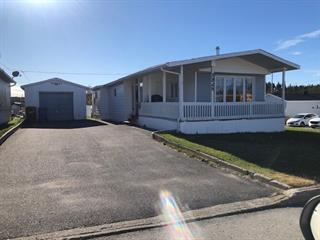 Mobile home for sale in Chibougamau, Nord-du-Québec, 1325, Rue  Saint-Pierre, 11822790 - Centris.ca