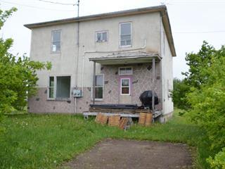Duplex à vendre à Saint-Mathieu-d'Harricana, Abitibi-Témiscamingue, 1A - 1B, Chemin de l'Église, 12067540 - Centris.ca