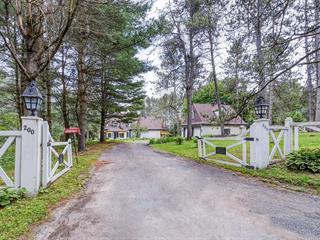 House for sale in Saint-Sauveur, Laurentides, 200, Chemin de la Rivière-à-Simon, 10232544 - Centris.ca