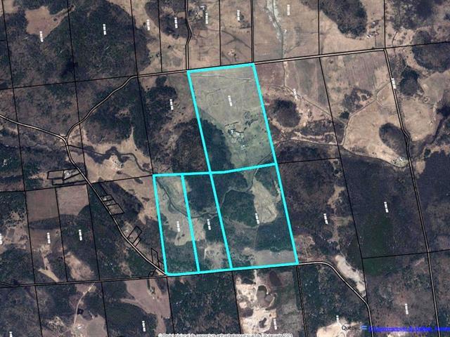 Hobby farm for sale in Pontiac, Outaouais, 5855Y, Chemin  Farrell, 9640115 - Centris.ca