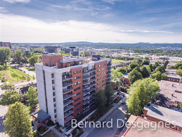 Condo / Appartement à louer à Québec (La Cité-Limoilou), Capitale-Nationale, 1130, Chemin  Sainte-Foy, app. 608, 25177497 - Centris.ca