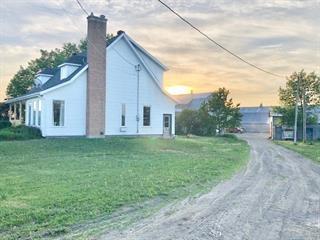 Maison à vendre à Sainte-Angèle-de-Mérici, Bas-Saint-Laurent, 391, Chemin de la Rivière-Mitis Sud, 13368772 - Centris.ca