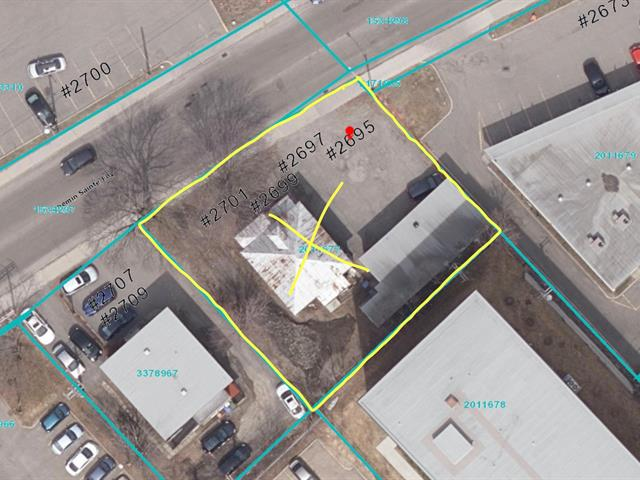 Lot for sale in Québec (Sainte-Foy/Sillery/Cap-Rouge), Capitale-Nationale, 2695, Chemin  Sainte-Foy, 24478493 - Centris.ca
