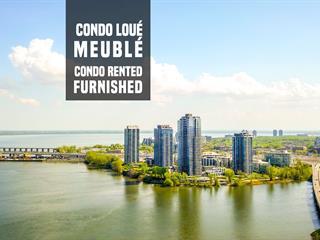 Condo / Apartment for rent in Montréal (Verdun/Île-des-Soeurs), Montréal (Island), 151, Rue de la Rotonde, apt. 1709, 21328223 - Centris.ca