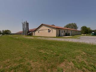 Farm for sale in Saint-Hugues, Montérégie, 844, Rang  Bourgchemin Ouest, 24418730 - Centris.ca