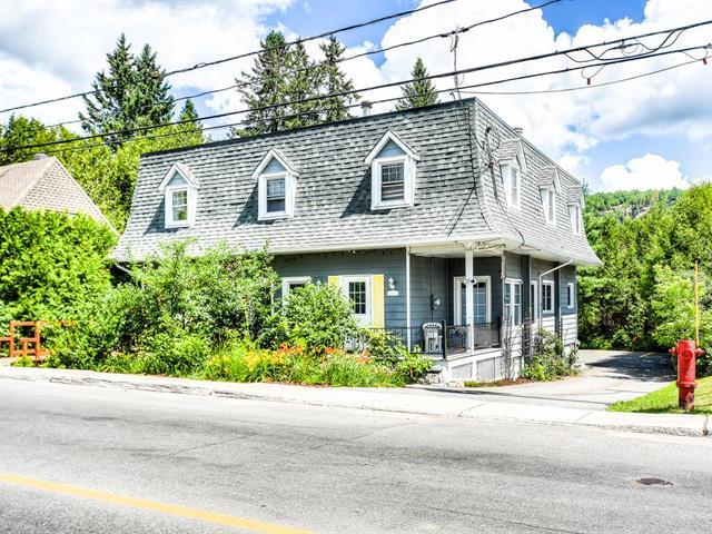 Commercial building for sale in Saint-Sauveur, Laurentides, 35 - 39, Avenue de l'Église, 14666841 - Centris.ca