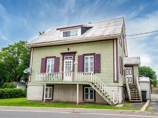 Maison à vendre à Sainte-Croix, Chaudière-Appalaches, 252 - 254, Rue  Laurier, 10747994 - Centris.ca