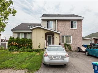 Triplex à vendre à Mercier, Montérégie, 33 - 33A, Rue des Sapins, 20125079 - Centris.ca