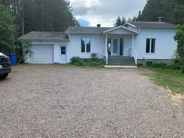 Maison à vendre à Saint-Félicien, Saguenay/Lac-Saint-Jean, 3027, Route  Saint-Eusèbe, 28554178 - Centris.ca