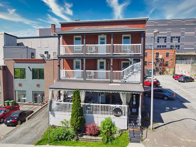 Bâtisse commerciale à vendre à Sherbrooke (Les Nations), Estrie, 17 - 23, Rue  Peel, 23472814 - Centris.ca