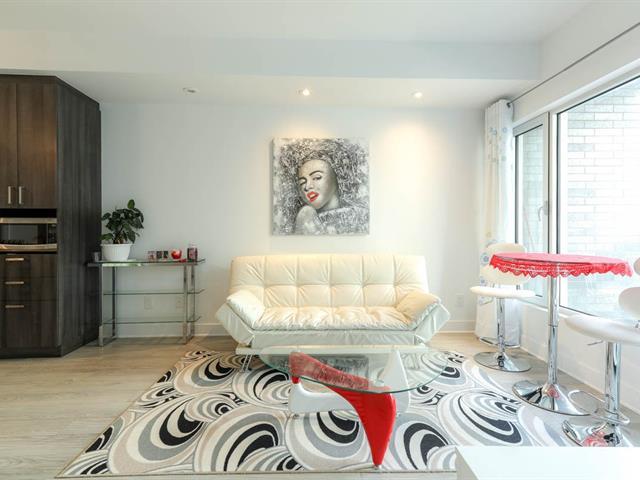 Condo / Appartement à louer à Montréal (Ville-Marie), Montréal (Île), 1150, Rue  Saint-Denis, app. 705, 11097896 - Centris.ca