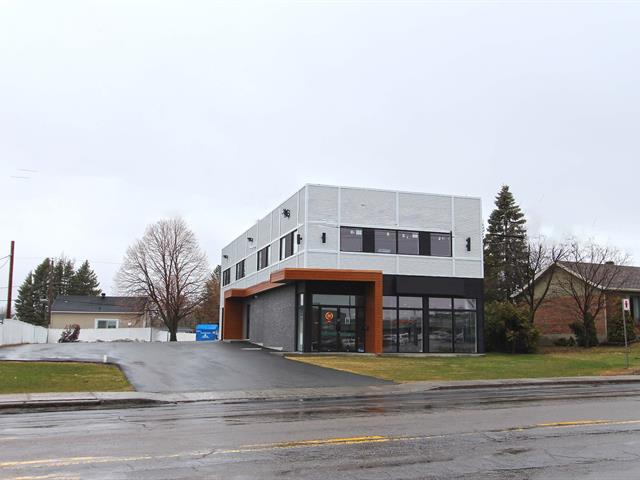 Commercial building for sale in Lévis (Desjardins), Chaudière-Appalaches, 3945, boulevard  Guillaume-Couture, 12368053 - Centris.ca