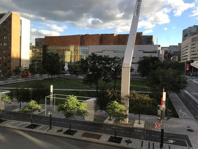 Condo / Apartment for rent in Montréal (Ville-Marie), Montréal (Island), 1, boulevard  De Maisonneuve Ouest, apt. 311, 27762366 - Centris.ca