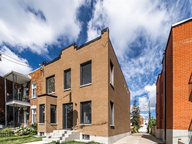 Maison à vendre à Montréal (Rosemont/La Petite-Patrie), Montréal (Île), 2265, Rue  Augier, 24262518 - Centris.ca