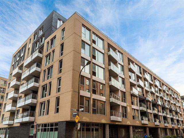 Condo for sale in Montréal (Le Sud-Ouest), Montréal (Island), 1010, Rue  William, apt. 510, 23812797 - Centris.ca