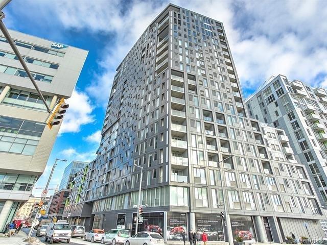Condo à vendre à Montréal (Ville-Marie), Montréal (Île), 888, Rue  Wellington, app. 607, 25352296 - Centris.ca
