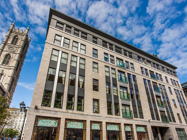 Condo / Apartment for rent in Montréal (Ville-Marie), Montréal (Island), 81, Rue  De Brésoles, apt. 605, 12437074 - Centris.ca
