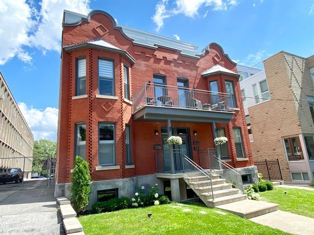 Condo for sale in Montréal (Côte-des-Neiges/Notre-Dame-de-Grâce), Montréal (Island), 3481, Avenue  Prud'homme, 17345581 - Centris.ca