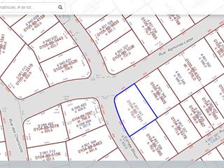 Lot for sale in Montmagny, Chaudière-Appalaches, 10, Rue  Alphonse-Lebel, 21746158 - Centris.ca