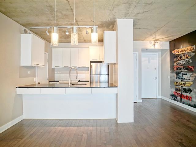 Condo / Appartement à louer à Montréal (Ville-Marie), Montréal (Île), 1414, Rue  Chomedey, app. 504, 19594871 - Centris.ca