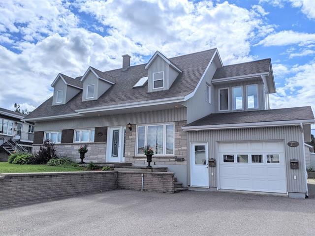 Duplex à vendre à Saguenay (La Baie), Saguenay/Lac-Saint-Jean, 383 - 385, Rue de la Terrasse-Bellevue, 12988566 - Centris.ca