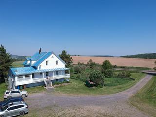 Maison à vendre à Amqui, Bas-Saint-Laurent, 684Z, Rang  Couturval, 22204724 - Centris.ca