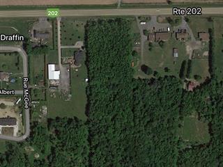 Land for sale in Noyan, Montérégie, Route  202, 20705822 - Centris.ca