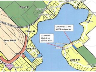 Lot for sale in Lac-Sergent, Capitale-Nationale, Chemin de la Montagne, 20761390 - Centris.ca