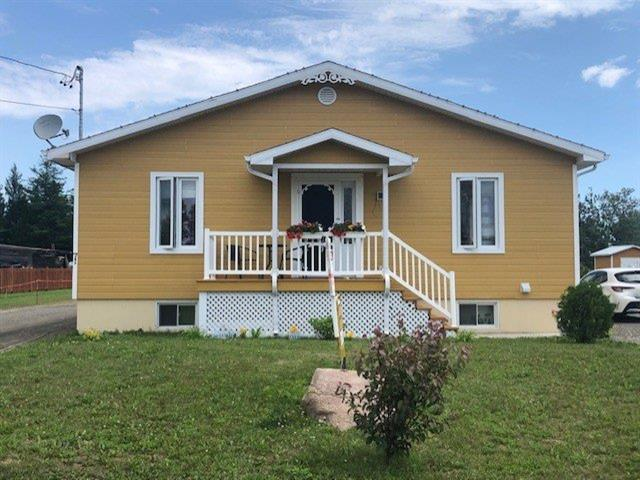 House for sale in Caplan, Gaspésie/Îles-de-la-Madeleine, 7, Route  Arsenault, 12379873 - Centris.ca