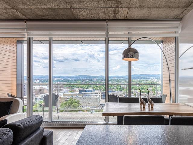 Loft / Studio à vendre à Québec (La Cité-Limoilou), Capitale-Nationale, 760, Avenue  Honoré-Mercier, app. 613, 17027033 - Centris.ca