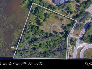 Lot for sale in Senneville, Montréal (Island), 140A, Chemin de Senneville, 26554209 - Centris.ca