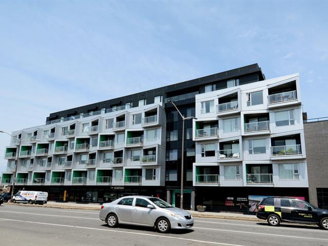 Condo for sale in Québec (La Cité-Limoilou), Capitale-Nationale, 20, boulevard  Charest Ouest, apt. 215, 9024348 - Centris.ca