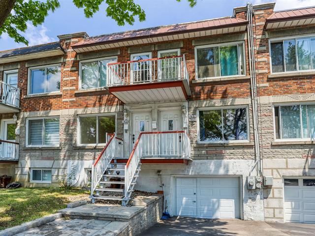 Triplex à vendre à Montréal (Villeray/Saint-Michel/Parc-Extension), Montréal (Île), 7419 - 7423, Rue  D'Iberville, 26832978 - Centris.ca