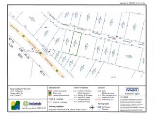 Terrain à vendre à Saint-Adolphe-d'Howard, Laurentides, Chemin  Pioneer, 22239249 - Centris.ca