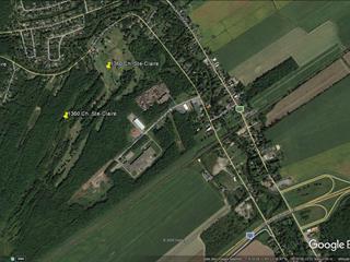 Lot for sale in Rivière-Beaudette, Montérégie, 1360, Chemin  Sainte-Claire, 26079567 - Centris.ca