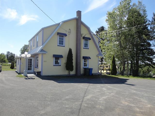 House for sale in Saint-Adelme, Bas-Saint-Laurent, 212, Rue  Principale, 11516508 - Centris.ca