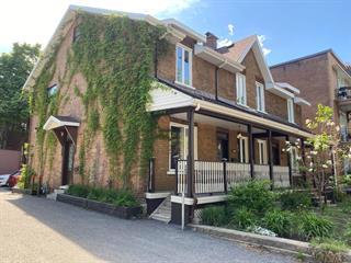 Duplex à vendre à Québec (La Cité-Limoilou), Capitale-Nationale, 830 - 832, Avenue  Belvédère, 13230361 - Centris.ca