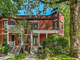 Duplex à vendre à Montréal (Outremont), Montréal (Île), 32Z, Avenue  Elmwood, 17910847 - Centris.ca