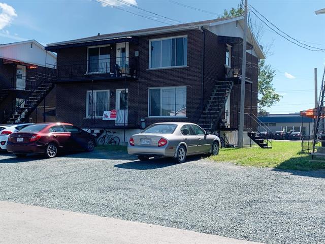 Triplex à vendre à Daveluyville, Centre-du-Québec, 148, Rue de la Gare, 20728945 - Centris.ca