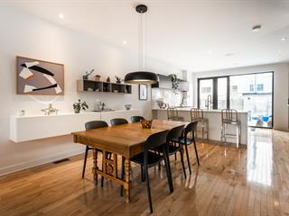 Maison en copropriété à vendre à Montréal (Rosemont/La Petite-Patrie), Montréal (Île), 6545, Avenue  De Chateaubriand, 22164351 - Centris.ca