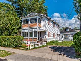 Triplex for sale in Sainte-Agathe-des-Monts, Laurentides, 1 - 5, Rue  Préfontaine Ouest, 13357787 - Centris.ca